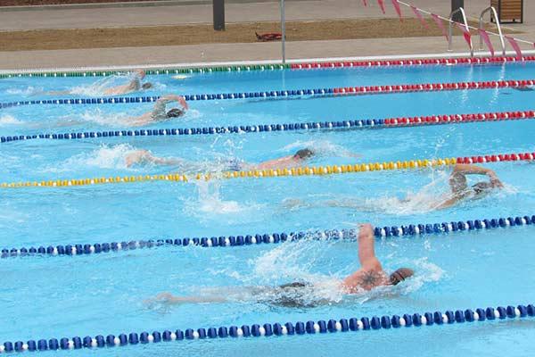 Стоимость посещения открытого бассейна Олимпийского центра «Резекне»