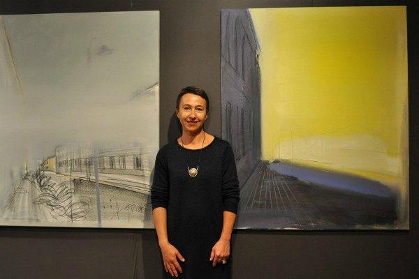 Художница из Резекне победила в конкурсе пейзажной живописи
