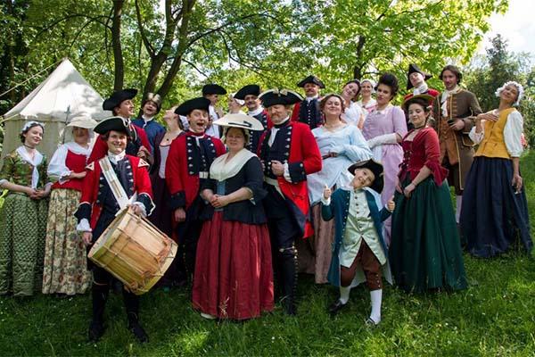 Сегодня пройдет исторический фестиваль «Жизнь наших предков в XVII и XVIII веках»