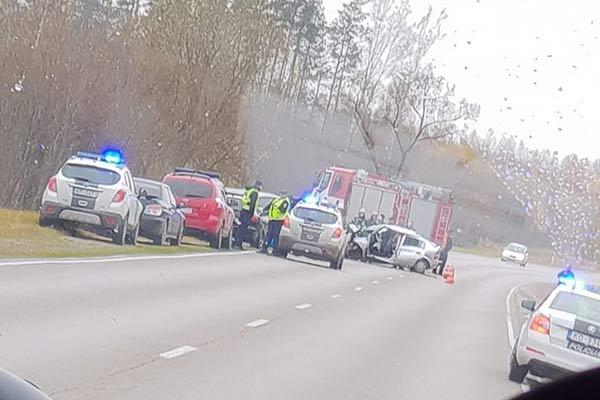 Неофициально: в аварии погиб бывший член правления «Rēzeknes namsaimnieks»