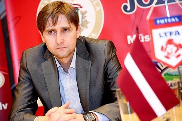 Виталий Воскан: «Для нас постоянное лидерство «Никарса» – вызов»