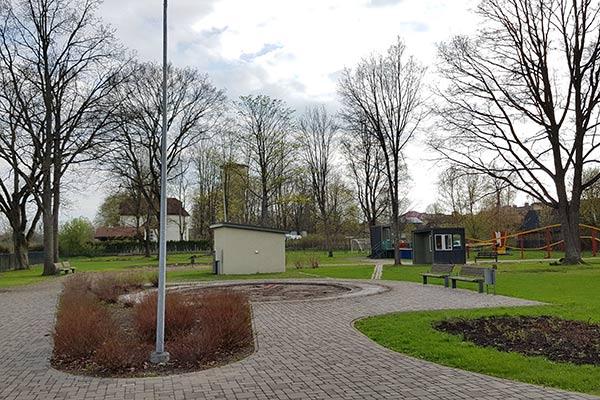 Парк Райниса останется без каруселей