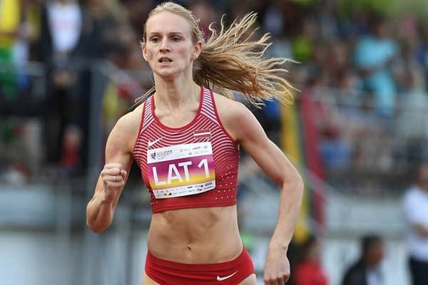 У резекненской бегуньи — золото чемпионата Европы среди молодежи