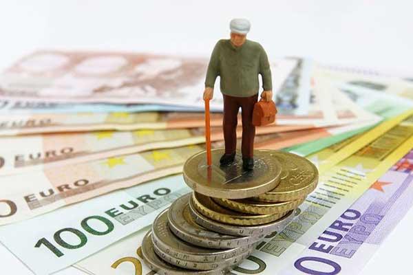 На повышение пенсий в бюджете 2020 года запланировано свыше 160 млн евро