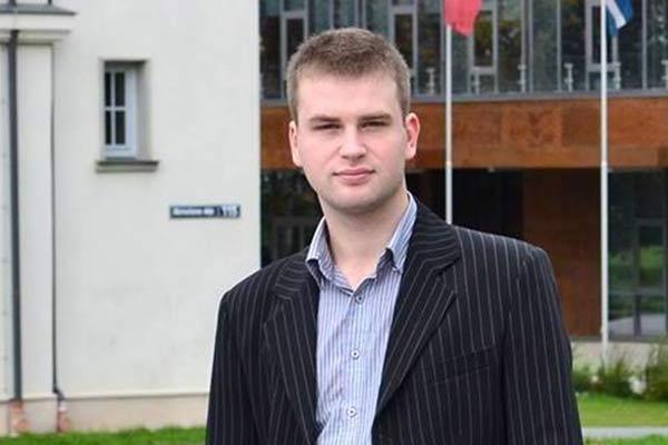 Ведущий специалист лазерных технологий РТА Павел Цацывкин в программе «Латгальская студия»