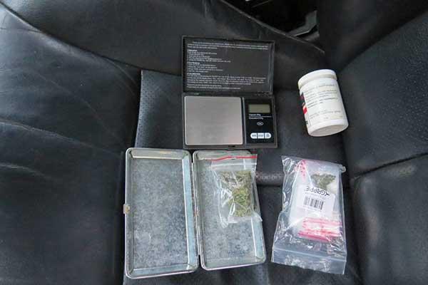 Более 800 граммов марихуаны изъято в Резекненском крае