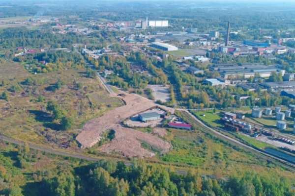 Начались строительные работы по ул. Комунала, 13 и 11Ц