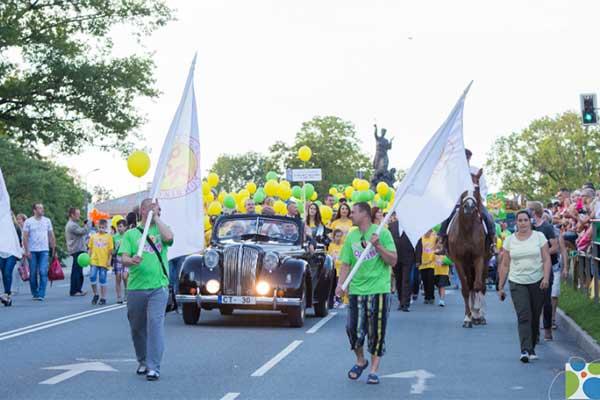 Ждут заявок на участие в шествии праздника города Резекне