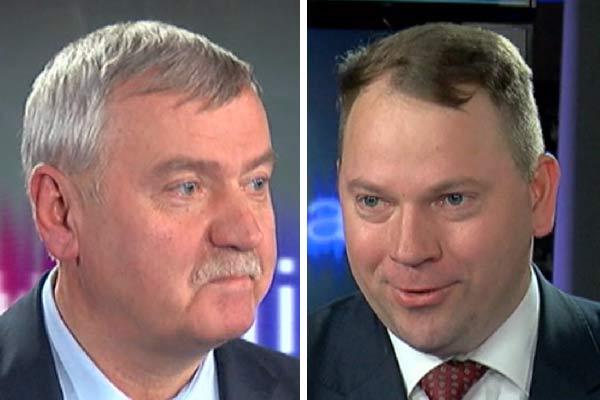 ВИДЕО: Э.Тейрумниекс и Я.Кришанс не сошлись во мнениях о проблемах Латгалии