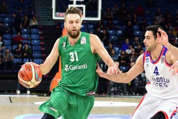 Великолепная игра Жаниса Пейнера помогла «Darüşşafaka» одолеть «Olympiacos» (ВИДЕО)