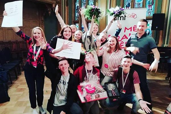 Молодежная вокальная студия «Skonai» удостоена награды