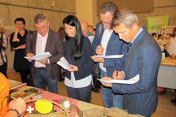 Фестиваль добрых дел Латгалии прошел в Резекне