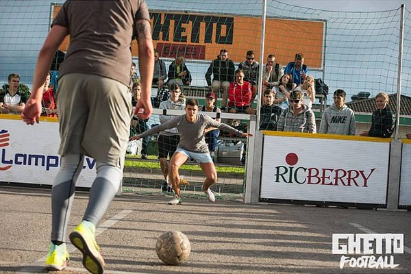 Ghetto Football отправляется в сердце Латгалии – Резекне!