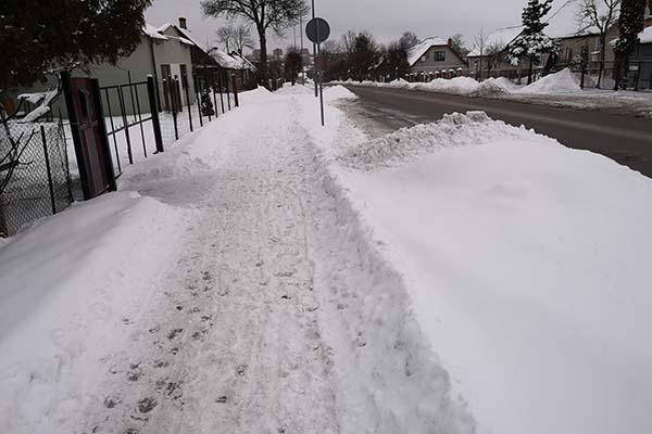 Снежная беда: жители вновь не довольны уборкой улиц