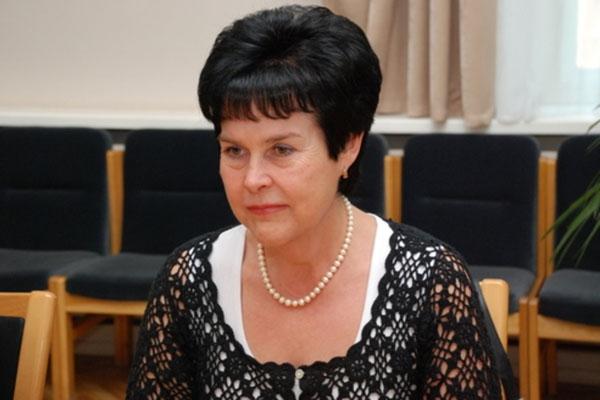 Рита Строде: Даугавпилс — город коммунизма
