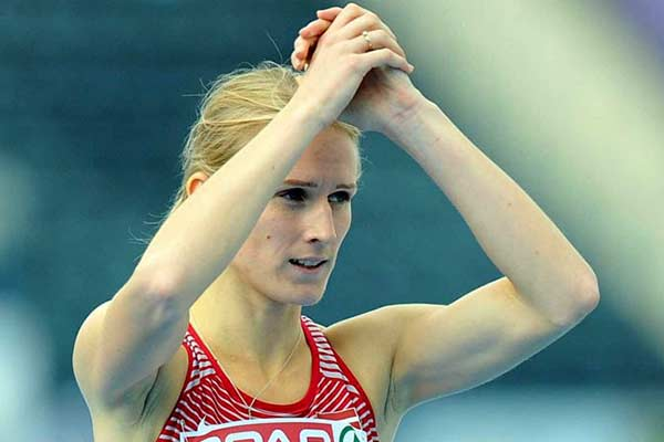 ВИДЕО: Латышева-Чударе установила рекорд Латвии в беге на 300 метров