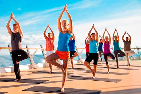 Гимнастика и йога для резекненцев