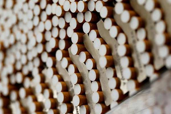 В Резекненском крае конфисковали 1,26 млн контрабандных сигарет