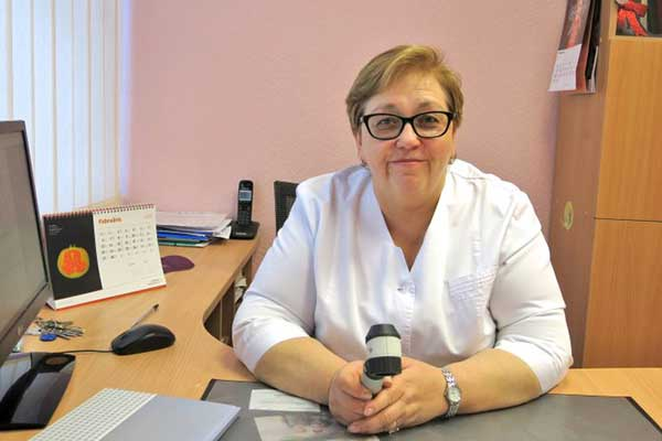 Мара Лагздиня: «Своевременно диагностированное онкологическое заболевание поддается лечению!»