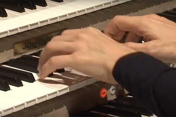 ВИДЕО: В Резекне уже второй год проходит фестиваль органной музыки
