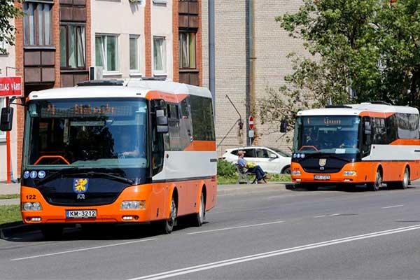 Старая схема движения общественного транспорта вернется 1 октября