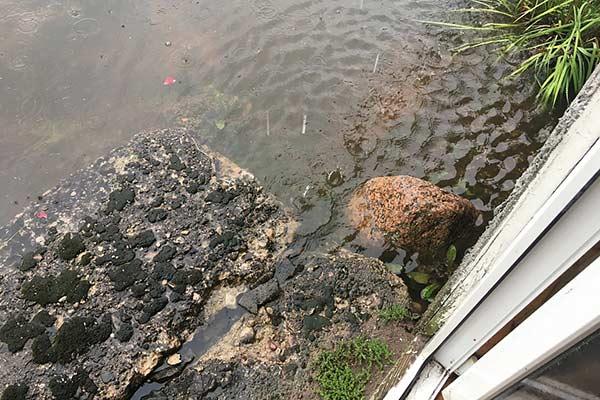 Резекне: потоп закончился — последствия остались