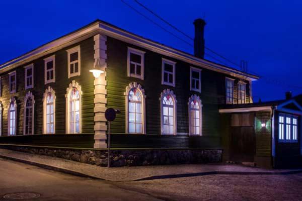 В резекненской синагоге пройдёт Ночь музеев