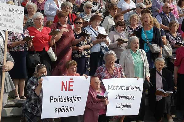 ФОТО. ВИДЕО. Митинг в поддержку Зейля: собравшиеся не верят следствию и полиции