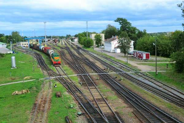 В Резекне на железной дороге погиб мужчина