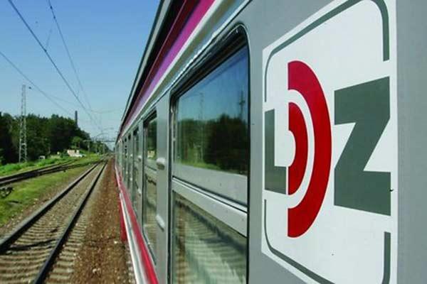 Прерванное из-за ливней движение поездов между Резекне и Карсавой возобновлено