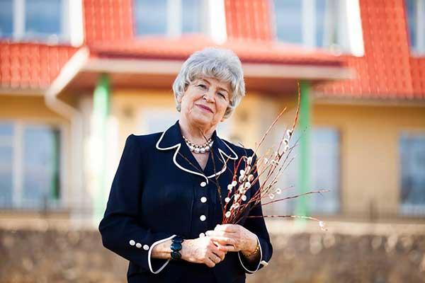 Валентина Шидловска: «На любимой работе я на часы не смотрю, минут не считаю»