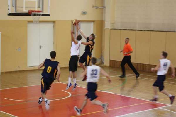 Результаты открытого чемпионата Резекне по баскетболу
