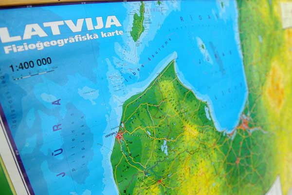 Геолог: Латвия для проживания человека — очень удобная страна