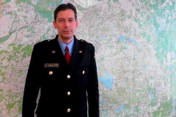 Гунар Пашкевич: полиция работает во всех направлениях для обеспечения общественного порядка
