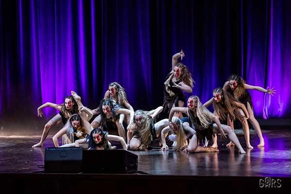 Конкурс современного танца «Dance Parade» уже в четвертый раз в Резекне